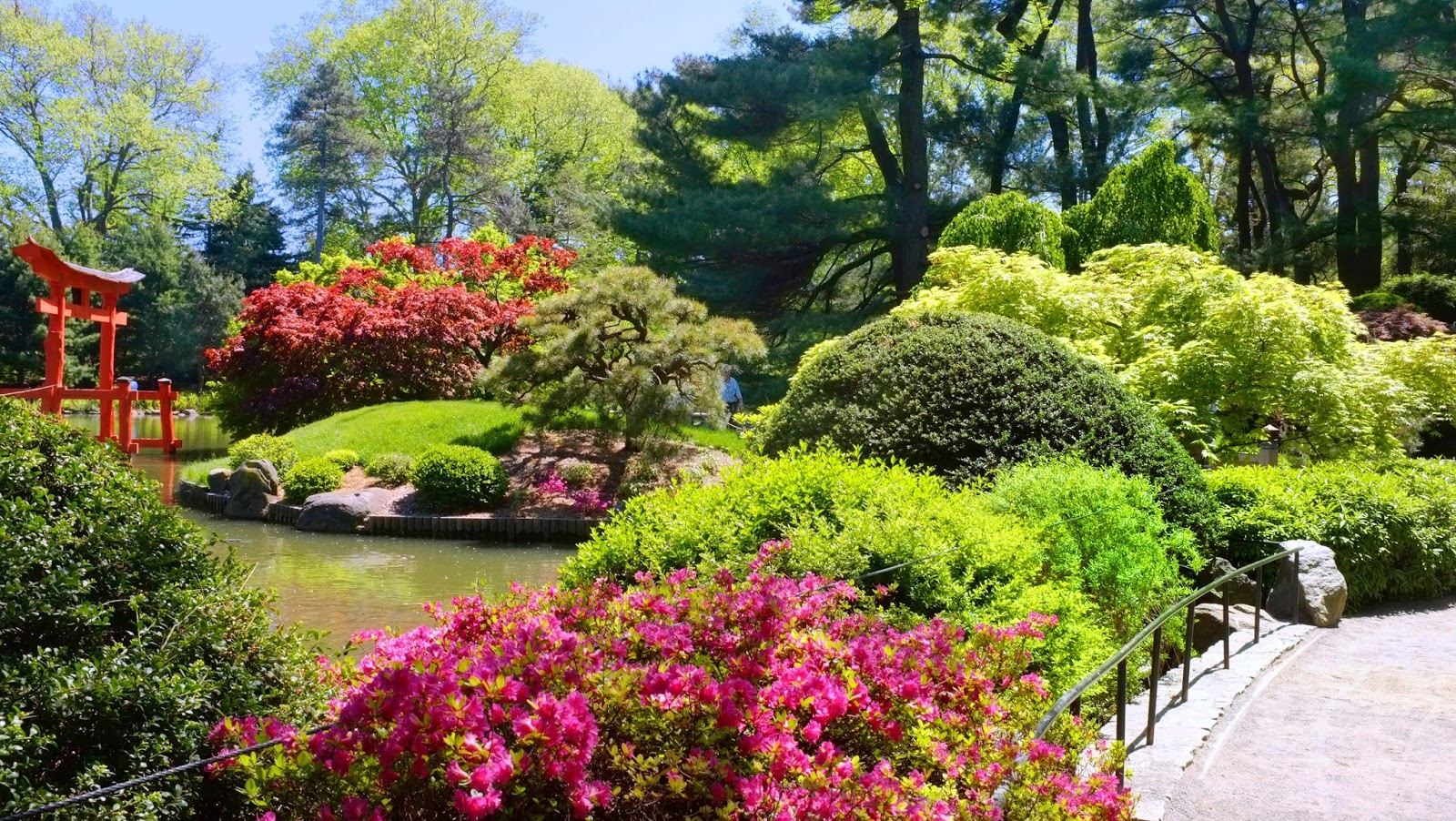 Get wickd repurpose refill relive - Brooklyn botanical garden free admission ...
